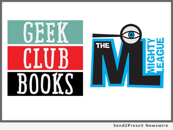 Geek Club Books - Mighty League