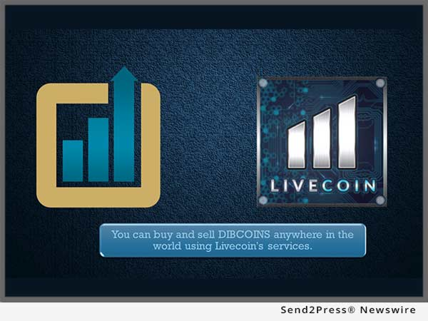 Dibcoin and Livecoin