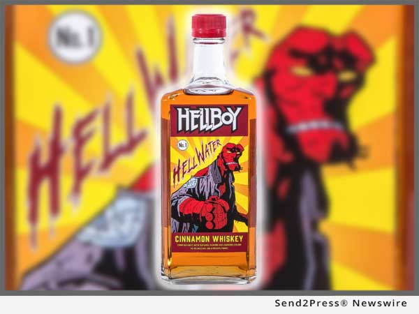 XXX Hellboy Hell Water