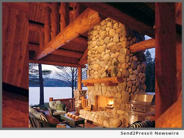 Log Homes - inside