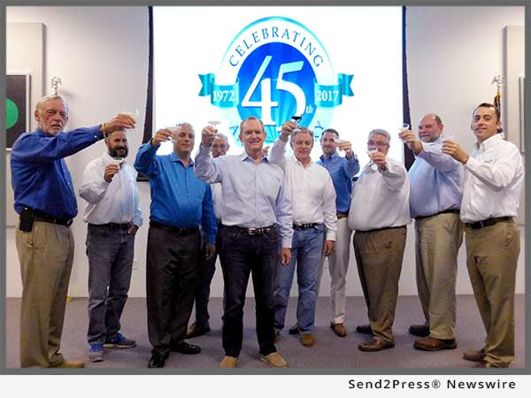 Current Builders 45th Anniversary