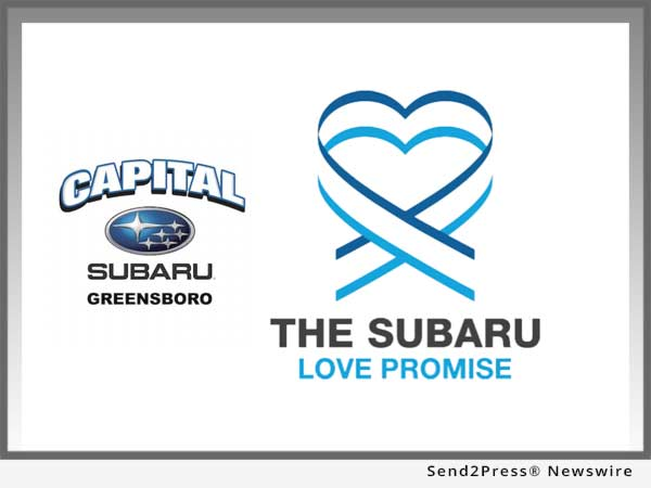 Capital Subaru - The Love Promise