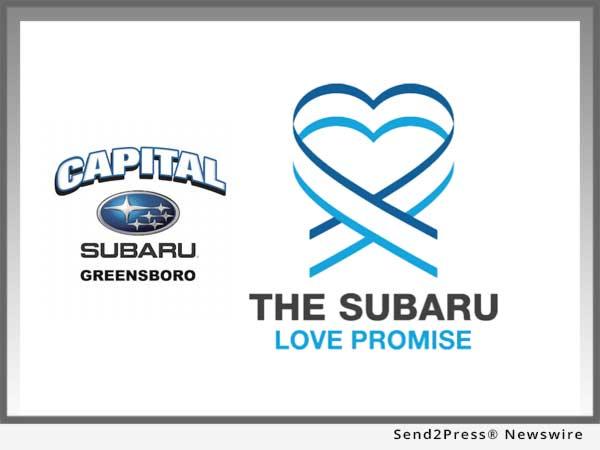 Capital Subaru - The Love Promise