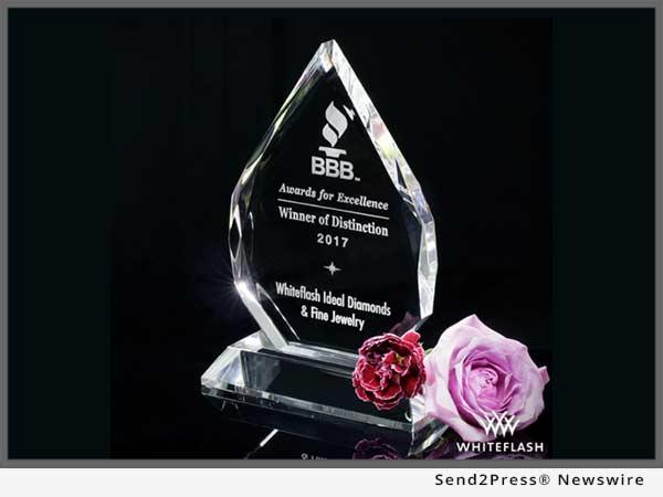 Whiteflash BBB Award 2017