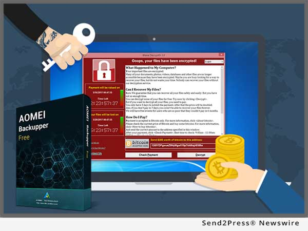 Don't WannaCry? The Single Best Ransomware Prevention: Backup