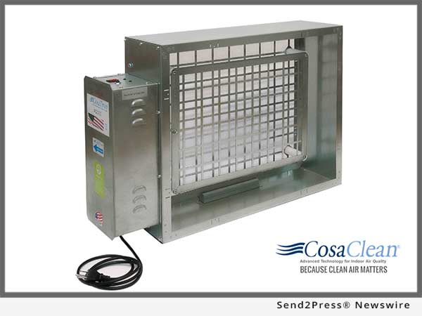 CosaClean Whole House Air Purification System