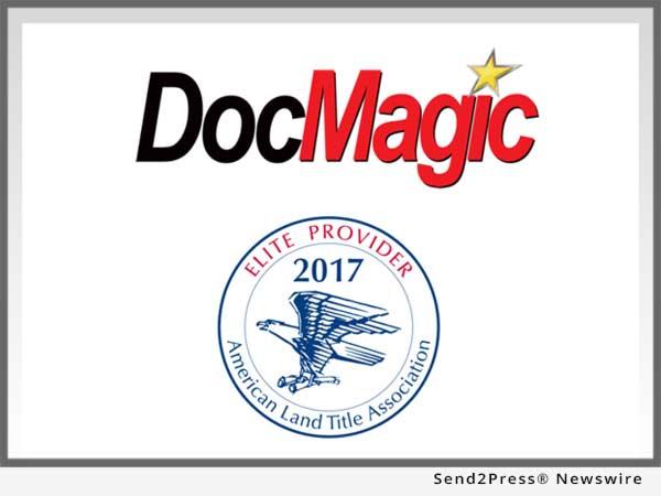 DocMagic Elite Provider ALTA 2017
