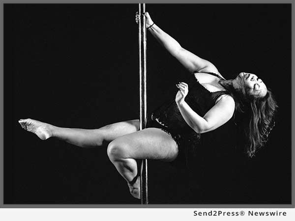Christina pole dancing (SFW)