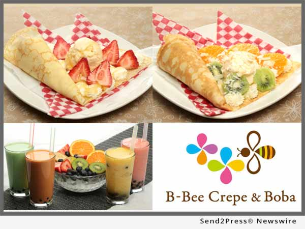 B-Bee Crepe and Boba