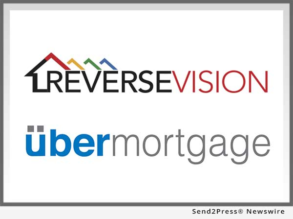 ReverseVision and ubermortgage