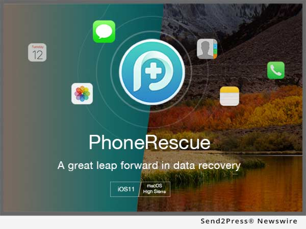 PhoneRescue for iOS 11