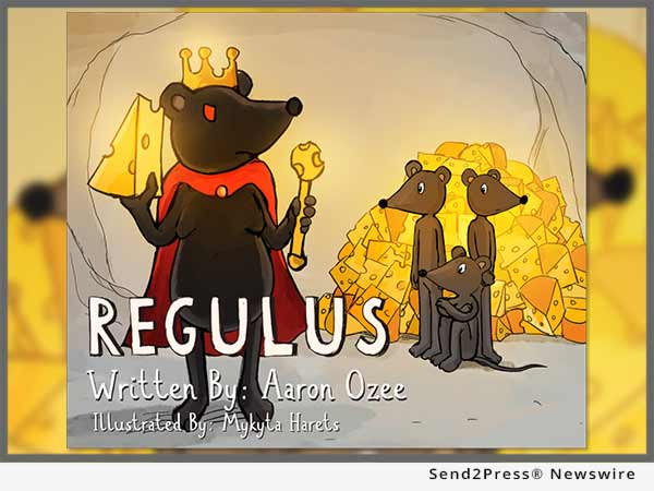 REGULUS book by Aaron Ozee