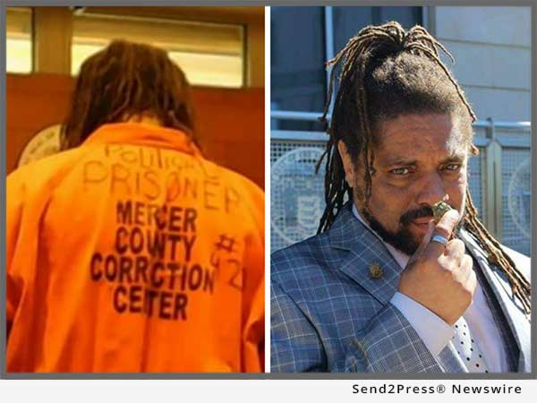 New Jersey Political Prisoner NJ Weedman Does 'Hunger Strike for Bail' from Mercer County Jail