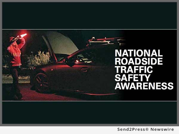 National Roadside Traffic Safety Awareness Month
