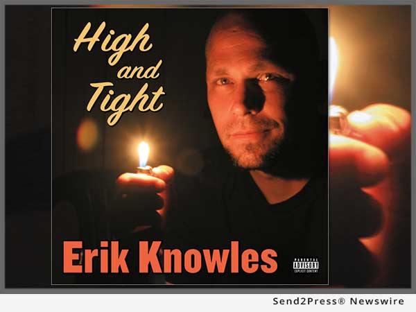 UPROAR ENTERTAINMENT releases Stand-Up Comedy CD by ERIK KNOWLES – 'HIGH AND TIGHT'
