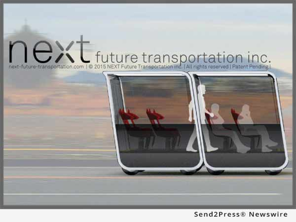 News from NEXT Future Transportation Inc.