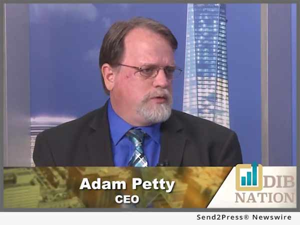 Adam Petty of DIB Funding, Inc.