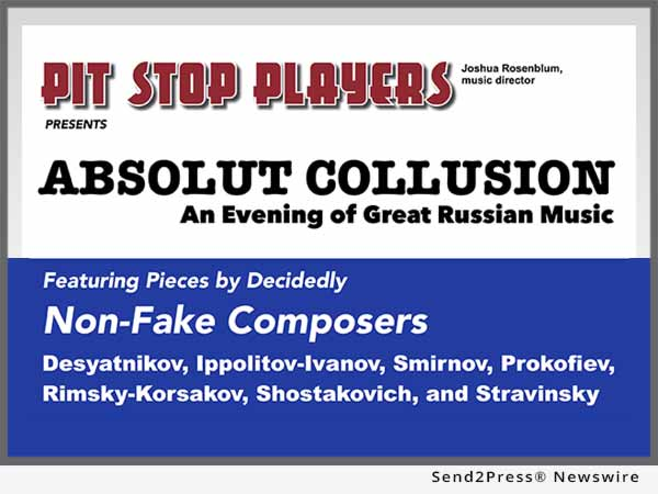 Absolut Collusion - Pit Stop Players