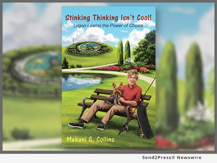 Stinking Thinking Isn't Cool - book