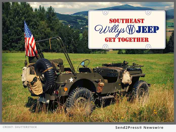 News from Southeast Willys Jeep Get Together