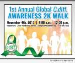 C.DIFF 2K WALK 2017