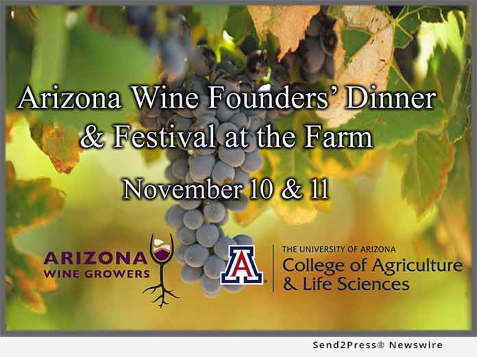 Arizona Wine Founders Festival 2017