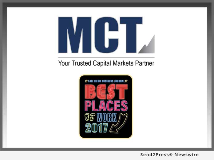 MCT SD Best Places 2017