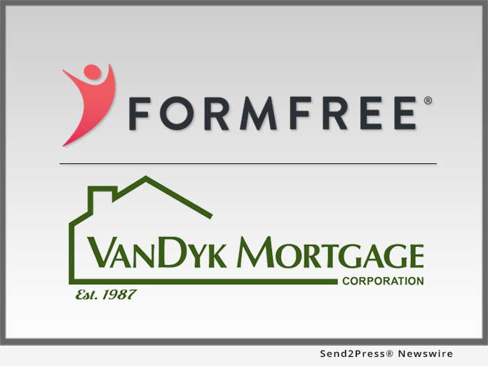 FormFree and VanDyk Mortgage