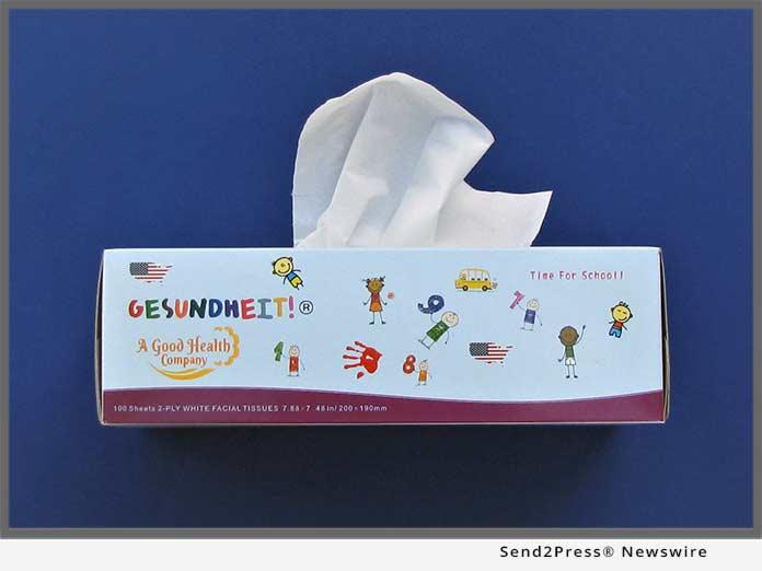 Gesundheit Tissue