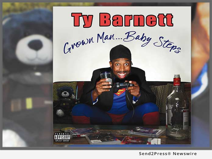 Ty Barnett - Grown Man Baby Steps
