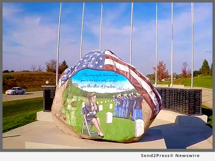 Clarke County Freedom Rock