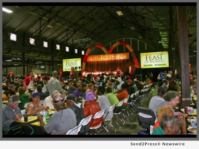Feast of Sharing in Texas