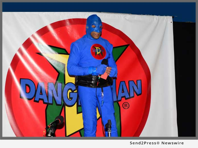Dangerman on Stage