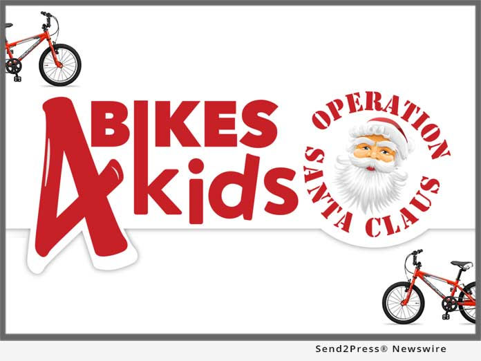 Bikes 4 Kids Houston