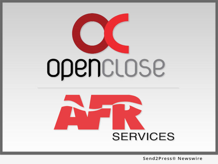 OpenClose and AFR Services