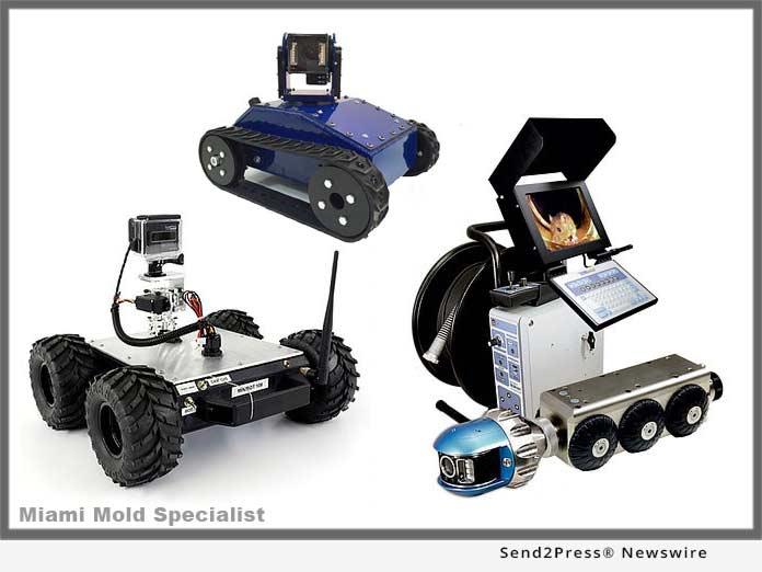 Miami Mold Specialist Robotics