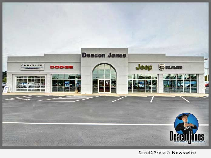 Deacon Jones Chrysler Dodge Jeep