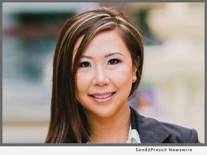 loan officer May Nguyen