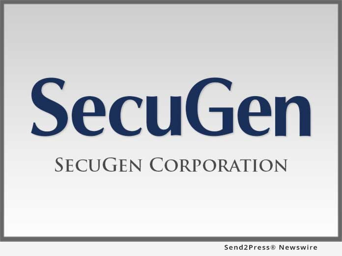 News from SecuGen Corporation