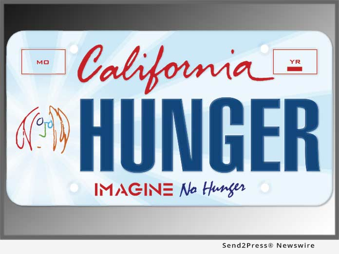 California Imagine Plate
