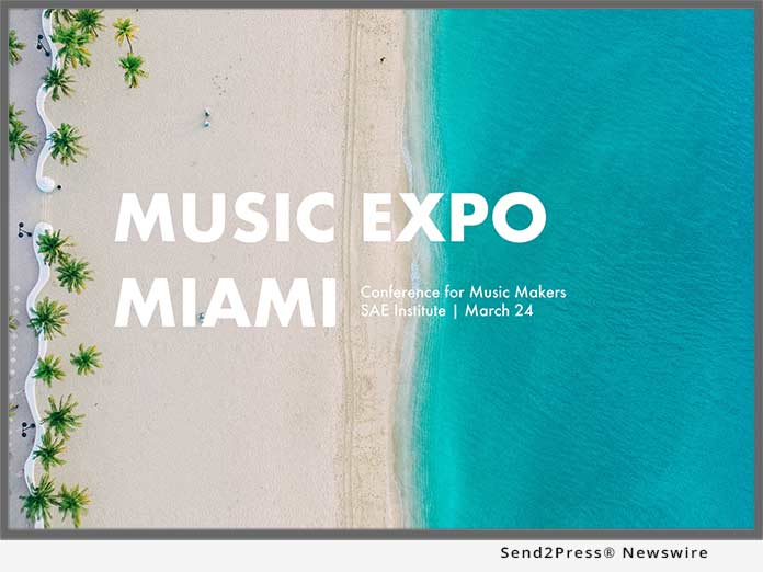 News from Music Expo