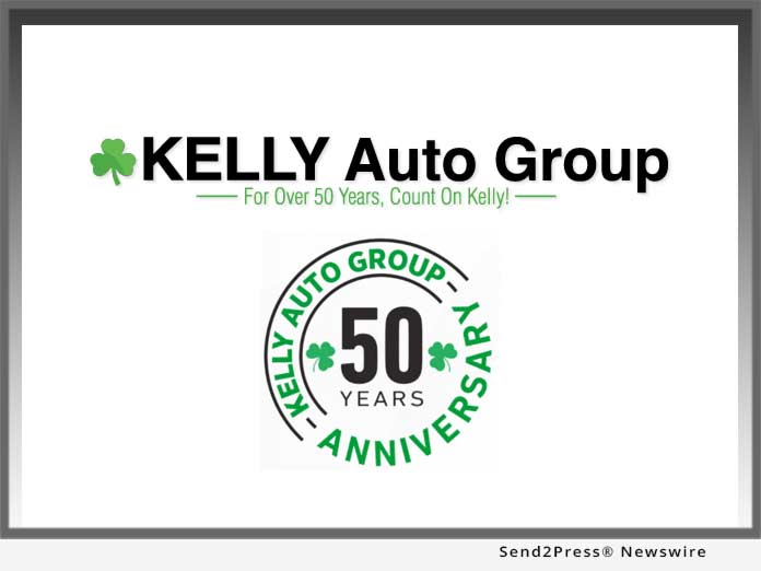 Kelly Auto Group 50 Years
