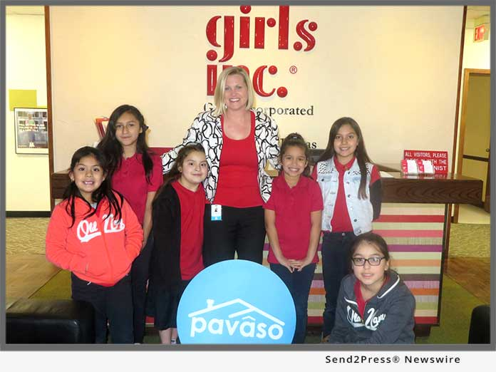 Pavaso at Girls Inc