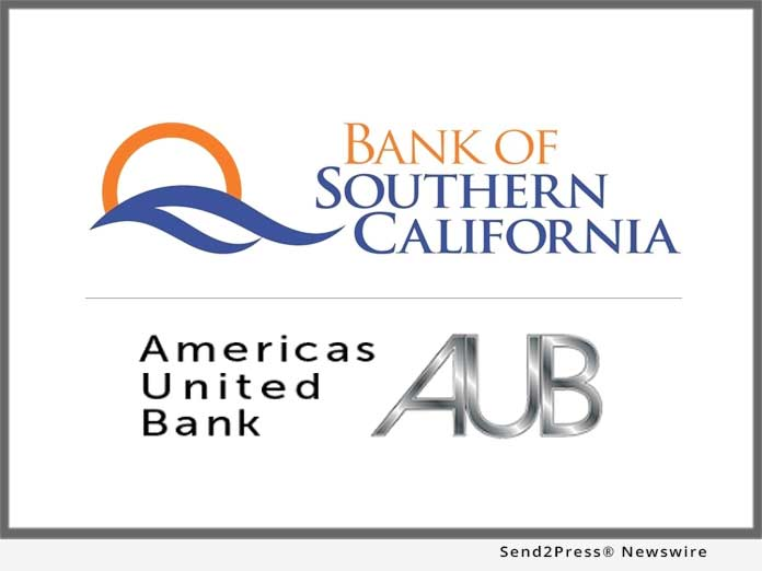BCAL and Americas United Bank