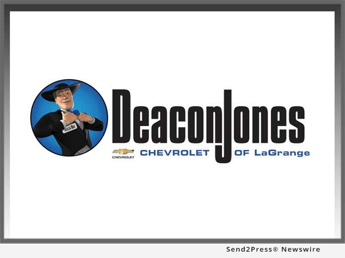 News from Deacon Jones Auto Group