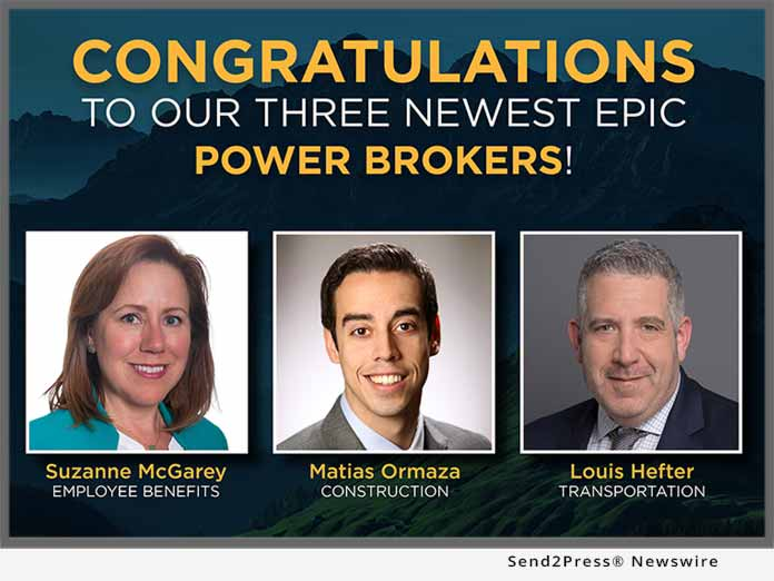 EPIC 2018 Power Brokers