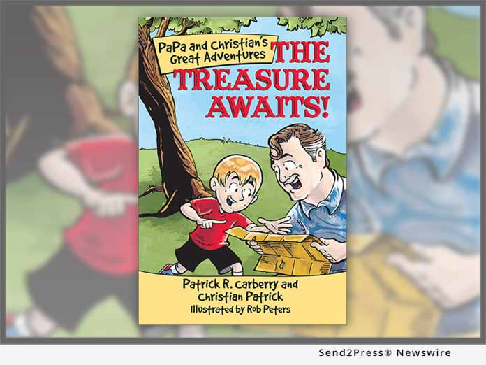 The Treasure Awaits - book
