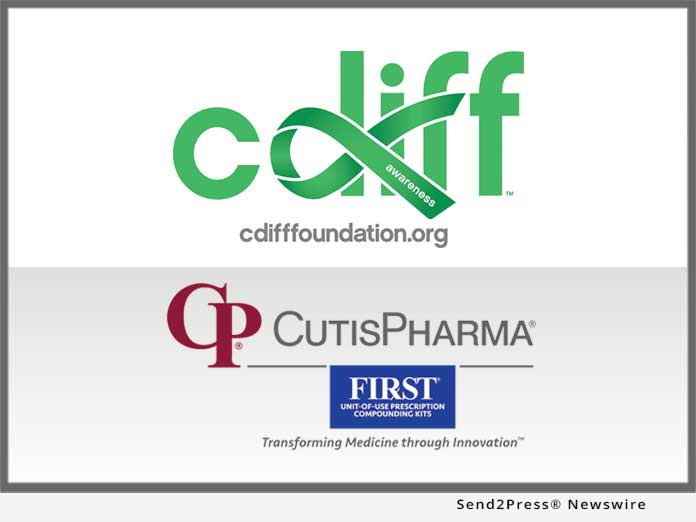 C DIFF Foundation and CutisPharma