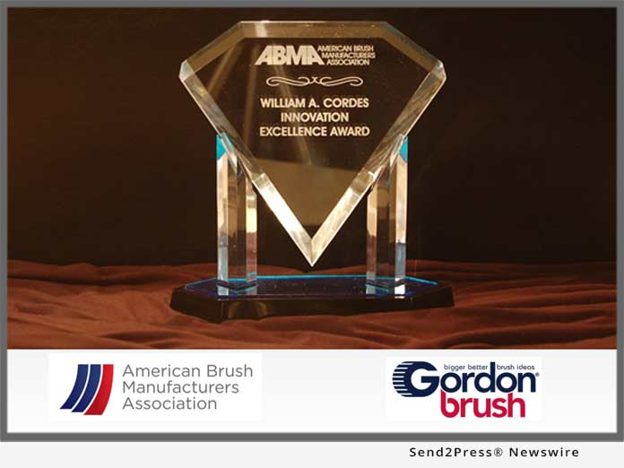 Gordon Brush - ABMA Award
