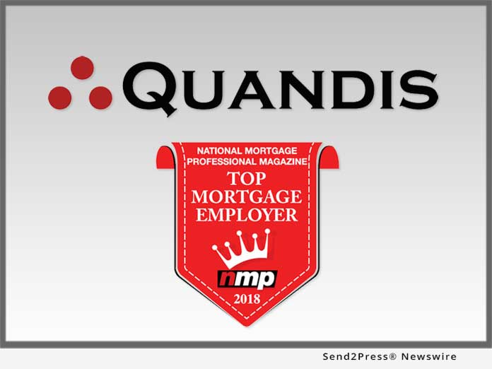 Quandis - Top Mortgage Employer